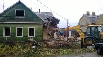 Демонтаж в Ленинградской области